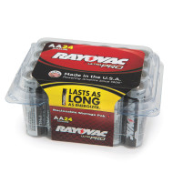 """AA"" Batteries (pack of 24)"