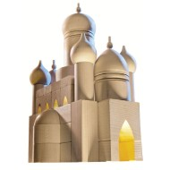 Haba® Russian House Building Blocks
