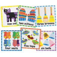 Touch and Feel Number Flash Cards
