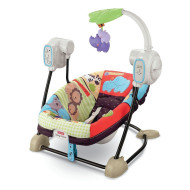 Fisher-Price® Luv U Zoo Spacesaver Swing and Seat