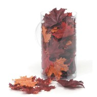 Faux Maple Leaves (pack of 100)