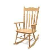 Hardwood Rocking Chair