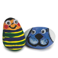 Silly Stones Craft Kit (makes 48)