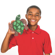 Myrtle the Turtle Craft Kit (makes 24)