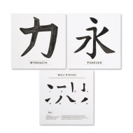 Paint-A-Dot™ Chinese Writing Essentials Craft Kit (makes 24)