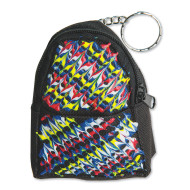 Marbleized Backpack Key Chain Craft Kit (makes 12)