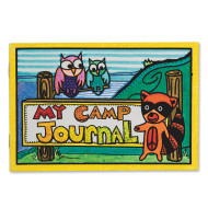 Velvet Art Camp Journal Craft Kit (makes 24)