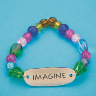 Imagine Bracelets (makes 24)