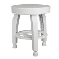 HealthSmart 360 Swivel Bath Stool with BactiX™