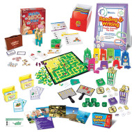 Standards Aligned English Kit, Grade 1