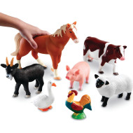 Farm Animals  (set of 7)
