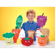 Nutrition Puppets  (set of 10)