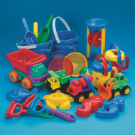 Sand & Water Beach Play Easy Pack