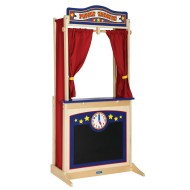 Pretend and Play Puppet Theater, Floor