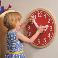 What Time Is It Wall Clock
