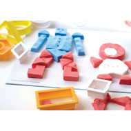 Bubber Smart Shapes Geometry (set of 15)