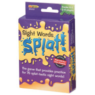 Sight Words Splat Game Grades K-1