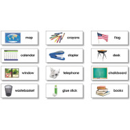 Classroom Labels (set of 70)