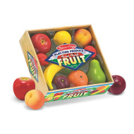 Melissa & Doug® Farm Fresh Fruit Set (set of 9)
