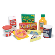 Fridge Food Play Food Set (set of 8)