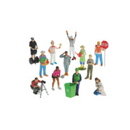 Career Figures Set 2 (set of 12)