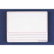 Dry Erase Lapboards (set of 6)