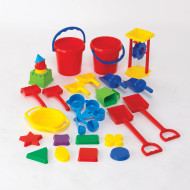Sand Play Set (set of 30)