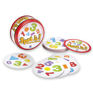 Spot It™ Numbers & Shapes Game