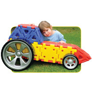 Giant Polydron Vehicle Builder Set (set of 32)