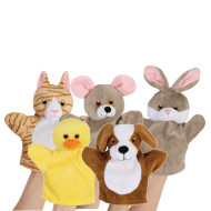 My First Puppets Pet Set (set of 5)