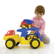 Car Carrier with Trucks (set of 3)