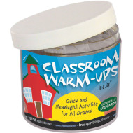 Classroom Warmups in a Jar®