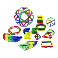 Polydron Frameworks Large Set (set of 138)