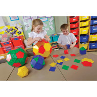 Polydron Class Pack (set of 184)