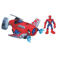 Spider-Man® Super Hero Adventure Spider Strike Plane