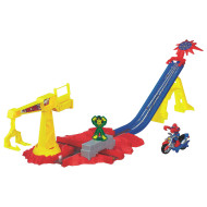 Spiderman Crane Capture Track Set