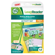 LeapFrog® LeapReader™ Deluxe Writing Workbook: Learn to Write Numbers