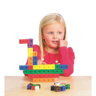 Linking Cubes Set of 100 (set of 100)