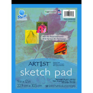 "Art1st Sketch Pad, 9""x12"""