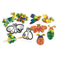 Color Diffusing Bugs (pack of 80)