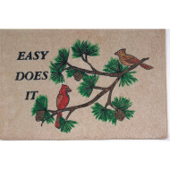 Decorative Mat - Easy Does It