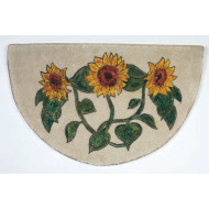 "Decorative Mat - ""Sunflower"""