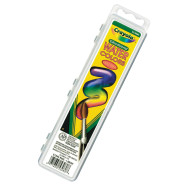 Crayola® Semi-Moist Oval 8-Watercolor Tray