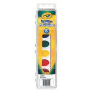 Crayola® Washable Watercolors (Set/8)