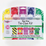 Tulip One Step Tie-Dye Kit, Rainbow