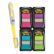 Post-It® Flags with Highlighter (pack of 200)