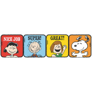 Peanuts® Motivational Stickers (pack of 120)