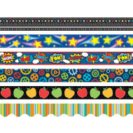 Border Trim Assortment (pack of 6)