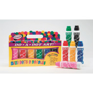 Do-A-Dot Art Mini Dot Markers (set of 6)