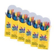 Color Splash!® Jumbo Crayons (pack of 48)
